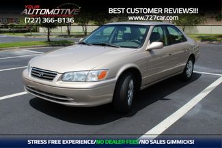 2001 Toyota Camry XLE in Pinellas Park Florida, 33781