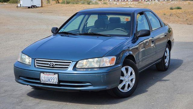 2001 Toyota Camry LE Santa Clarita, CA 4