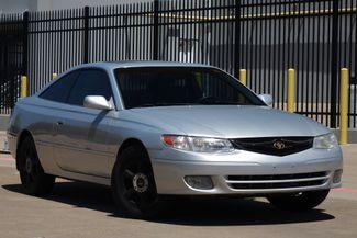 2001 Toyota Camry Solara SE* Manual* Sunroof***   Plano, TX   Carrick's Autos in Plano TX