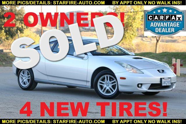 2001 Toyota Celica GT Santa Clarita, CA