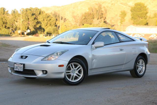 2001 Toyota Celica GT Santa Clarita, CA 1