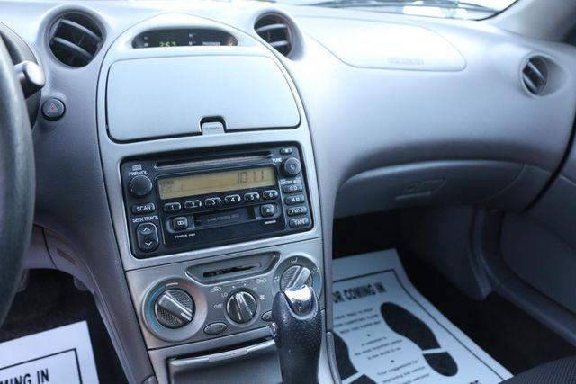 2001 Toyota Celica GT Santa Clarita, CA 16