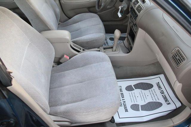 2001 Toyota Corolla LE Santa Clarita, CA 14