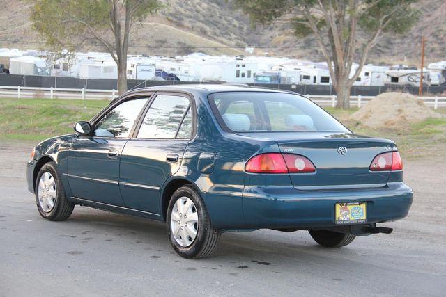 2001 Toyota Corolla LE Santa Clarita, CA 5