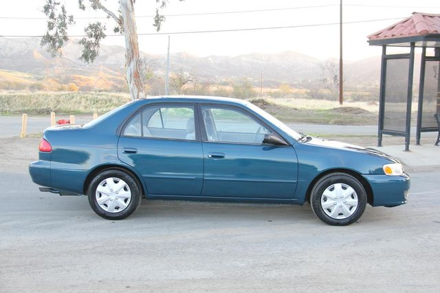 2001 Toyota Corolla LE Santa Clarita, CA 12
