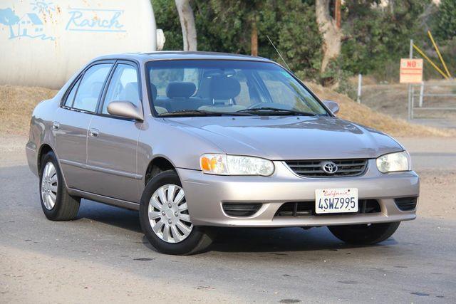 2001 Toyota Corolla LE Santa Clarita, CA 3