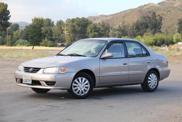 2001 Toyota Corolla LE Santa Clarita, CA 1