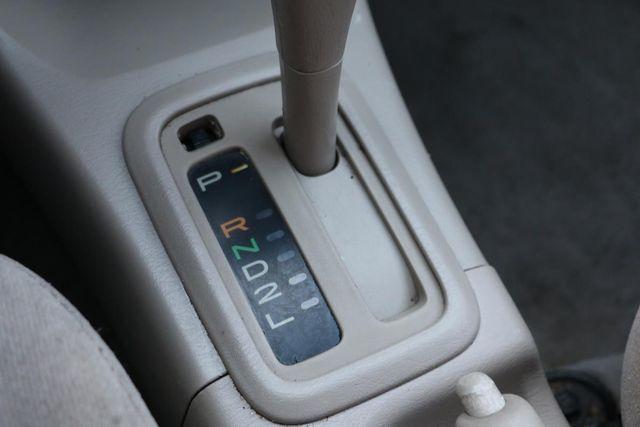 2001 Toyota Corolla CE Santa Clarita, CA 21