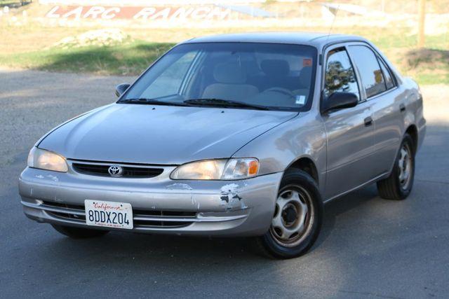 2001 Toyota Corolla CE Santa Clarita, CA 4