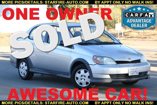 2001 Toyota Echo Santa Clarita, CA