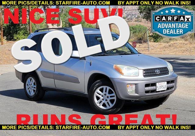 2001 Toyota RAV4 Santa Clarita, CA