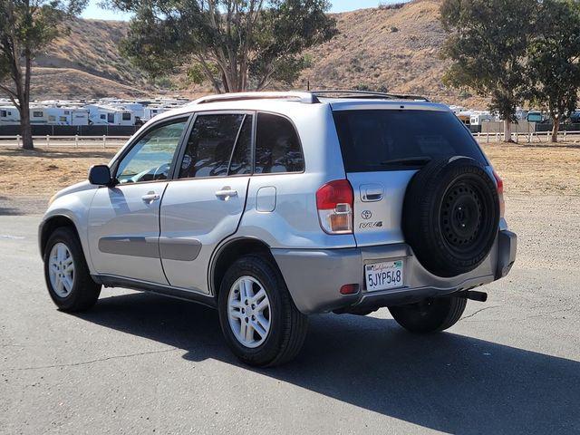 2001 Toyota RAV4 Santa Clarita, CA 5