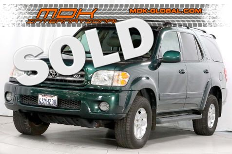 2001 Toyota Sequoia Limited - 4WD - JBL Sound - Sunroof in Los Angeles