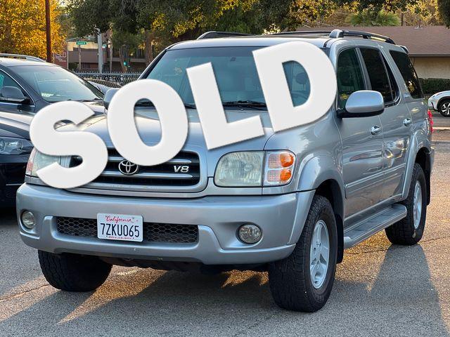 2001 Toyota Sequoia Limited Burbank, CA