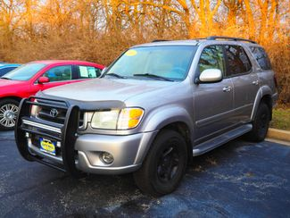 2001 Toyota Sequoia SR5 | Champaign, Illinois | The Auto Mall of Champaign in Champaign Illinois