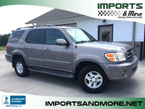 2001 Toyota Sequoia Limited 4wd in Lenoir City, TN
