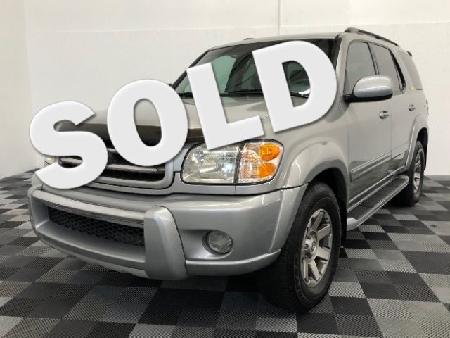 2001 Toyota Sequoia Limited LINDON, UT