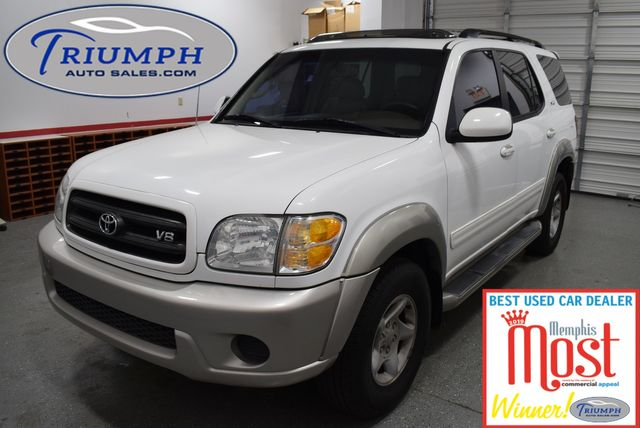 2001 Toyota Sequoia SR5 in Memphis, TN 38128
