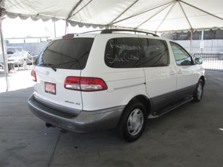 2001 Toyota Sienna XLE Gardena, California 2