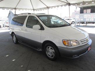 2001 Toyota Sienna XLE Gardena, California 3
