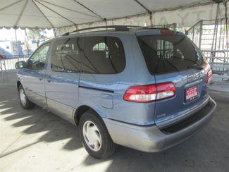 2001 Toyota Sienna XLE Gardena, California 1