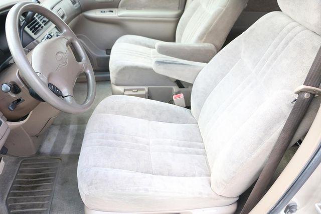 2001 Toyota Sienna LE Santa Clarita, CA 13