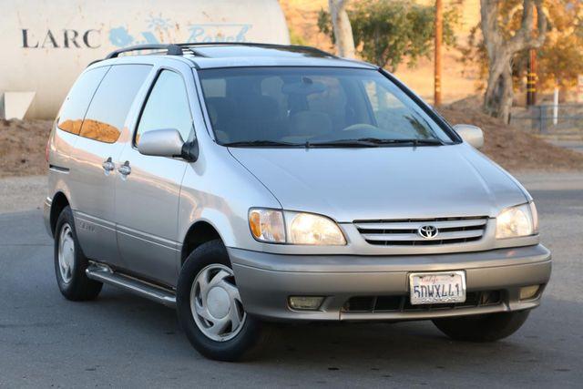 2001 Toyota Sienna XLE Santa Clarita, CA 3