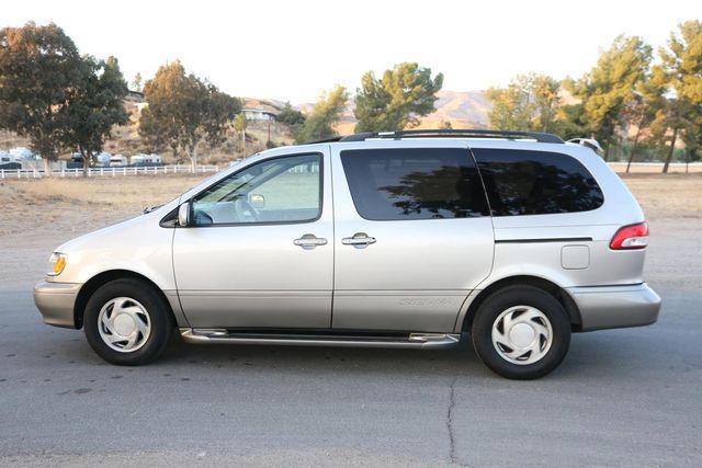 2001 Toyota Sienna XLE Santa Clarita, CA 10