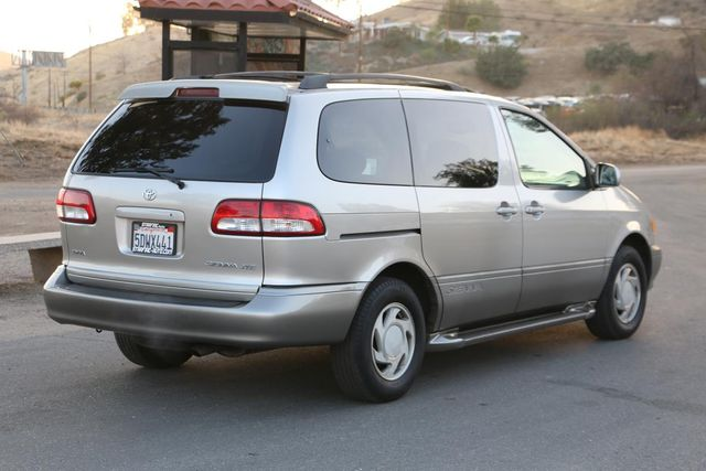 2001 Toyota Sienna XLE Santa Clarita, CA 6
