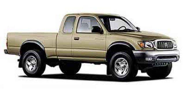 2001 Toyota Tacoma ACC CAB 4WD V6