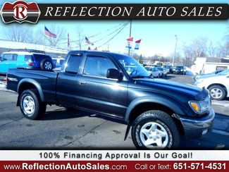 2001 Toyota Tacoma XtraCab V6 Manual 4WD (Natl) in Oakdale, Minnesota 55128