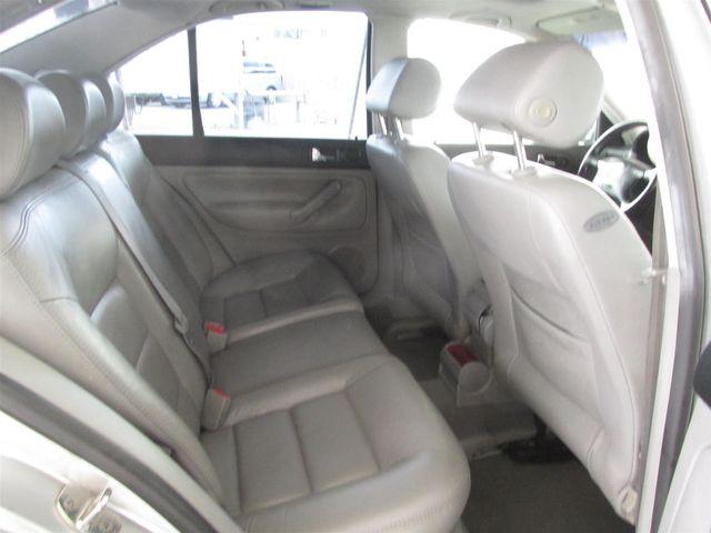 2001 Volkswagen Jetta GLS Gardena, California 11