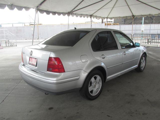 2001 Volkswagen Jetta GLS Gardena, California 2