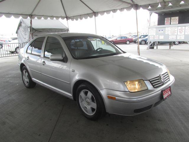 2001 Volkswagen Jetta GLS Gardena, California 3