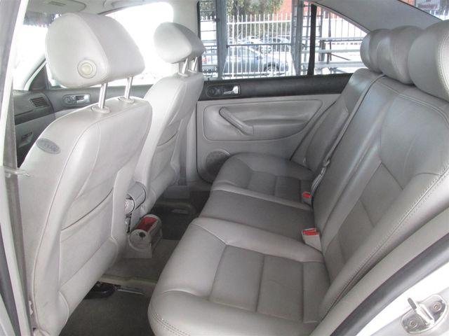 2001 Volkswagen Jetta GLS Gardena, California 10