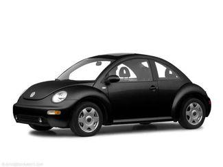 2001 Volkswagen New Beetle GLS Chico, CA