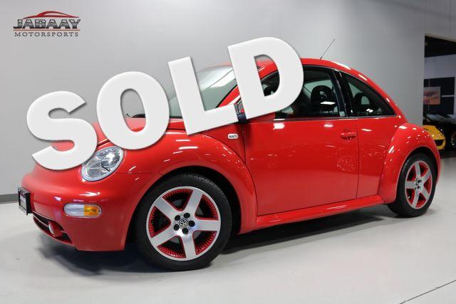 2001 Volkswagen New Beetle Sport Merrillville, Indiana 0