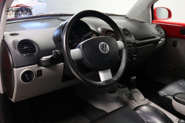 2001 Volkswagen New Beetle Sport Merrillville, Indiana 9