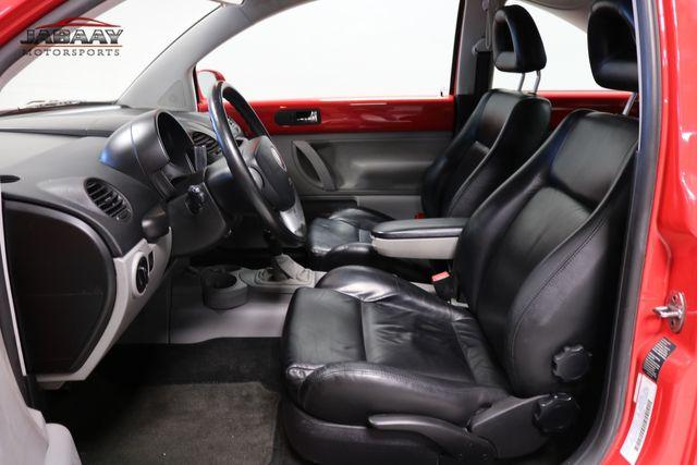 2001 Volkswagen New Beetle Sport Merrillville, Indiana 10