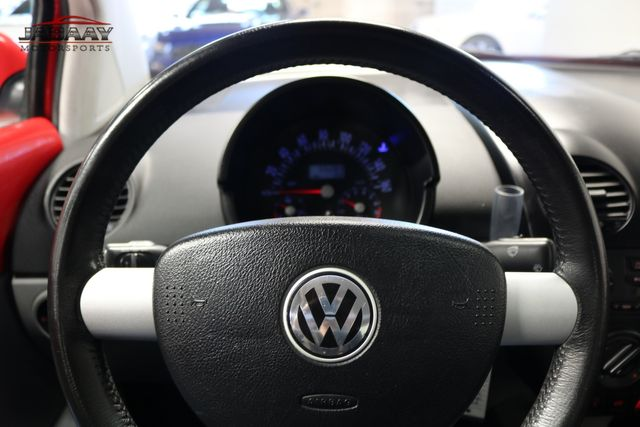 2001 Volkswagen New Beetle Sport Merrillville, Indiana 17
