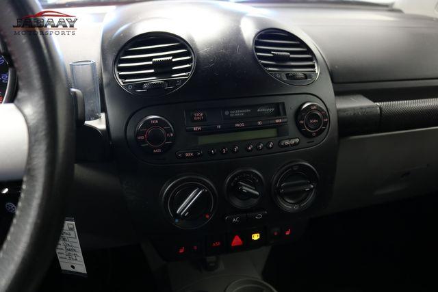 2001 Volkswagen New Beetle Sport Merrillville, Indiana 19