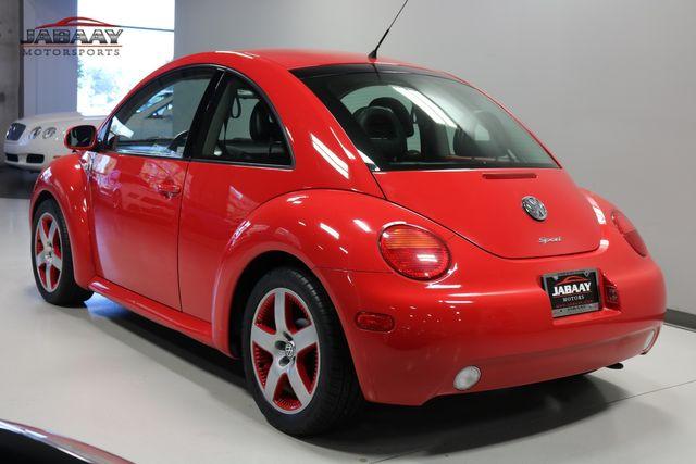 2001 Volkswagen New Beetle Sport Merrillville, Indiana 2