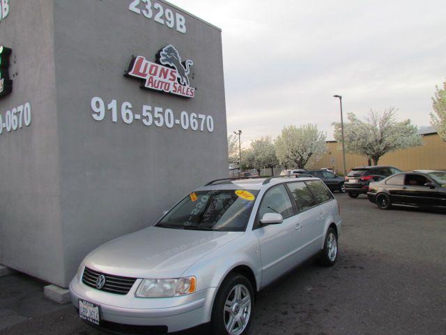 2001 Volkswagen New Passat GLX in Sacramento, CA 95825