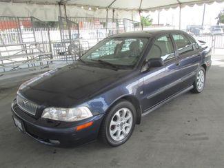 2001 Volvo S40 Gardena, California