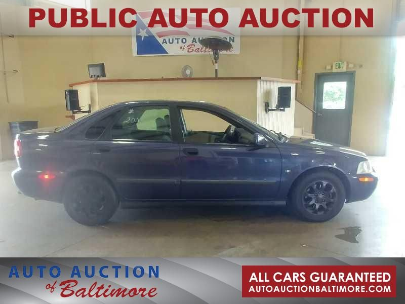 2001 Volvo S40  | JOPPA, MD | Auto Auction of Baltimore  in JOPPA MD