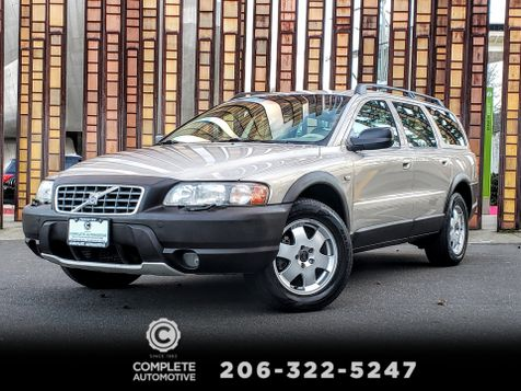 2001 Volvo V70 XC Cross Country AWD Wagon 1 Owner Leather Heated  in Seattle