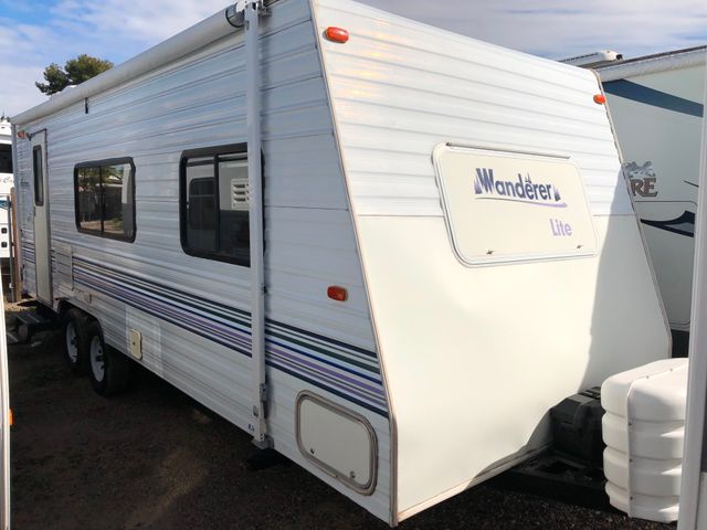 2001 Wanderer 230FB   in Surprise-Mesa-Phoenix AZ