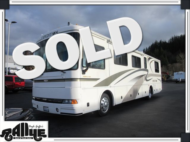 2001 Winnebago Expedition Class A Motorhome 36ft in Burlington, WA 98233