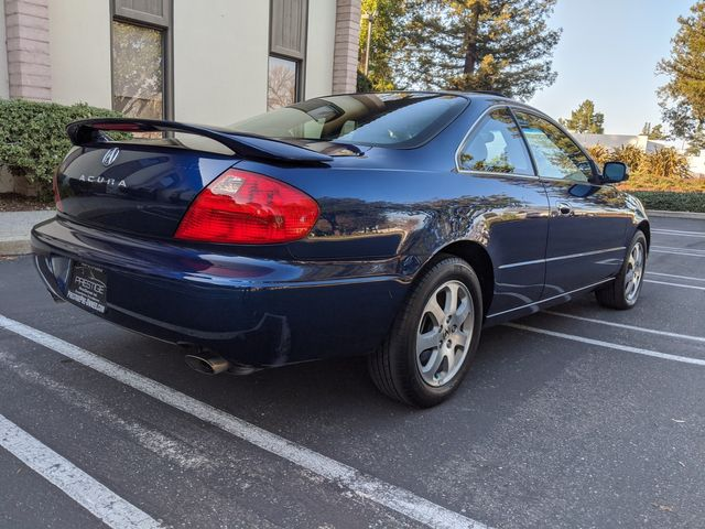 2002 Acura CL ((**LEATHER..NAVI..HEATED SEATS..MOON-ROOF**)) in Campbell, CA 95008