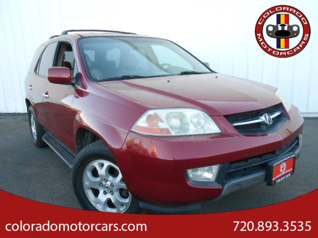 2002 Acura MDX Touring Pkg in Englewood, CO 80110